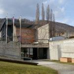 Das Archäologie Museum Außenansicht